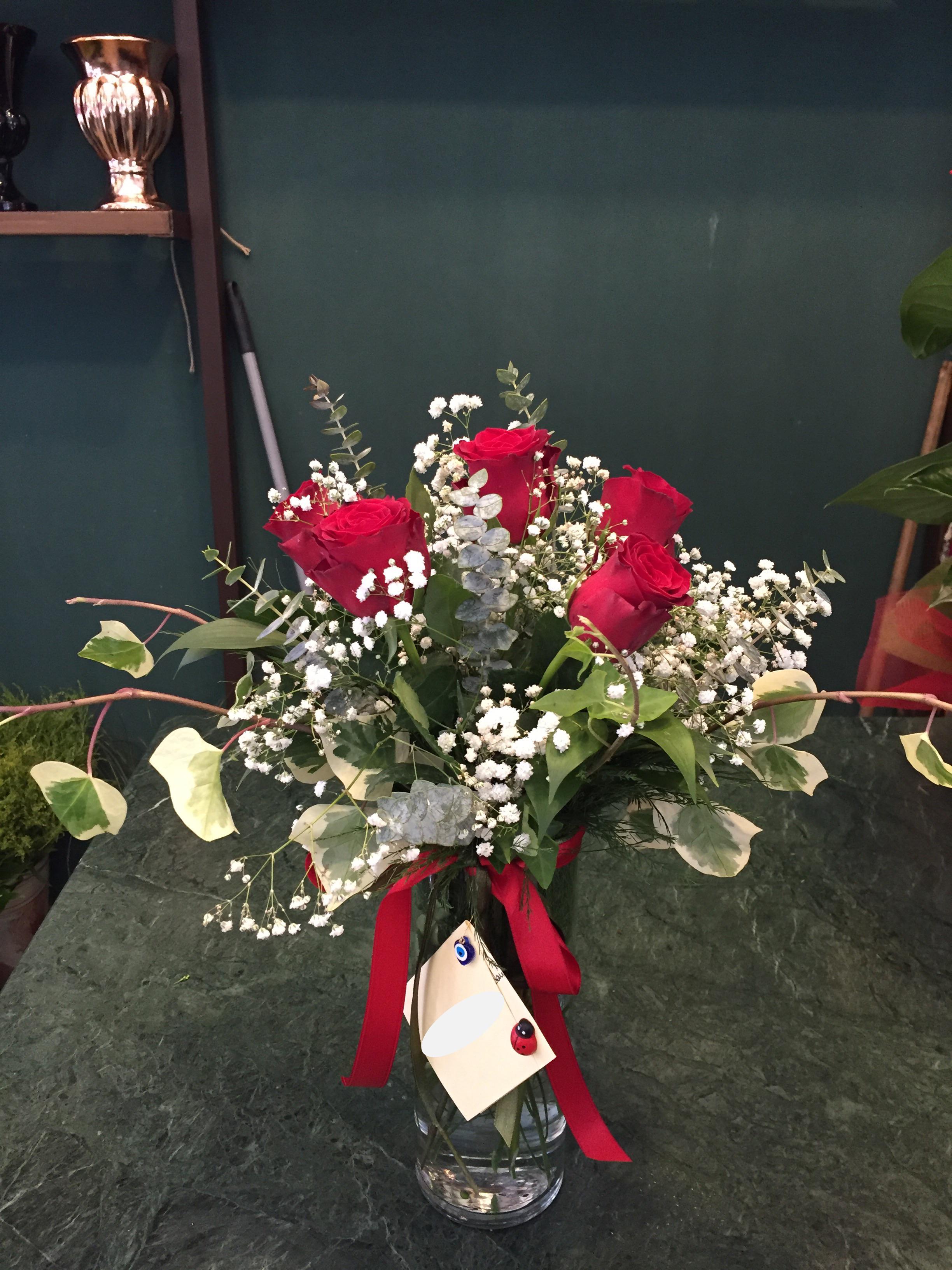 Türkiye Çiçek ile giden sipariş.